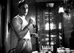 Marlon Brando in Streetcar Name Desire