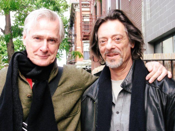 Robert Castle and John Patrick Shanley